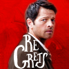 Castiel -- Clothed in Regrets