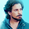 beccathegleek: Aramis - Blue - The Musketeers