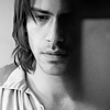 beccathegleek: D'Artagnan - B&W - The Musketeers