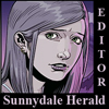 herald editor