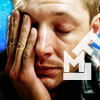 My Hunter: Dean smushed face