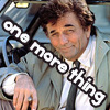 Columbo - one more thing