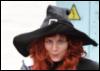 ролики, ведьма, открытиесезона, дети, колдунья