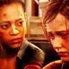 TLOU-Ellie & Riley :(