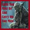 Yoda - Keep Calm