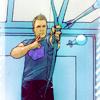 every arrow that i aim is true