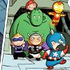Avengers - Baby Avengers