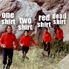 Trek Red Shirts