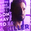 Teen Wolf - Derek - Purple