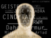 Rosa Decidua London Techno/Industrial/Qu