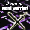 writing: word warrior