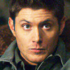 Jo Ann: SPN Jensen wide-eye front
