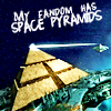 space pyramids!