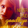 Never Said Goodbye, Quinn