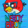AB: nerdy birdy