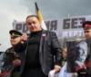 Налимов Михаил Алексеевич, за вынос ленина