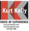 Kurt Kelly, Director, Voice Over, Actor, Producer