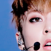 Xiumin eyes