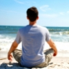 океан, медитация
