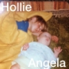 hollie angie baby