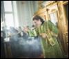 Антоний Данилов, Диакон, Санкт-Петербургская православная духовна, священнослужитель