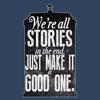 Meathiel: Dr Who Tardis Stories