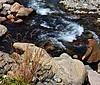 камни, Река