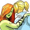 Harley/Ivy [DC comics], Femmeslash [DC comics]