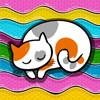 пестрый котик