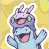 goomy, quagsire, pokemon
