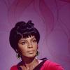 sunlight on your path: Star Trek: Uhura