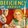 Deficiency weekly