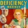 Deficiency weekly