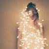 Girl: lights