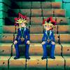 Yu-Gi-Oh! - Puzzleshipping fics 2