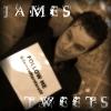 james tweets