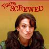 screwed
