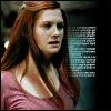 HP : ginny weasley stress