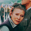 Star Wars: The Force Awakens - Leia