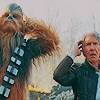 Star Wars: The Force Awakens - Chewie &