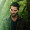 Teen Wolf - Derek - Green