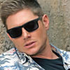 Late Night Drops of Random: Dean in sunglasses