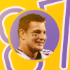 beccathegleek: Rob Gronkowski - #87 - Patriot Football