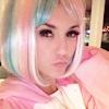 Nina: pink