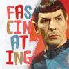 TOS ⇒ Spock ⇒ Fascinating