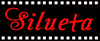 logo, silueta