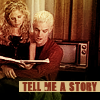 Sandy: spuffy tell me a story by me