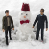 Eleven Ten snowman