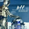fififolle: Star Wars - droids bffs