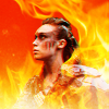 Galadriel.: The 100 ✽ Flames